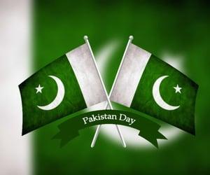 flag, pakistan, and pakistani image