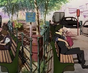 90s, Cowboy Bebop, and anime image