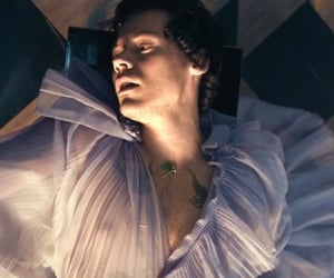 Harry Styles, fine line, and falling image