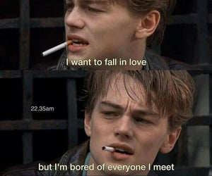 bored, movie, and quotes image