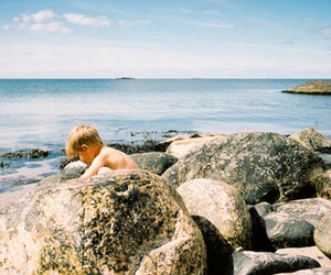 beach, boy, and hipster image