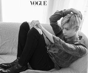 SHINee, Taemin, and vogue image