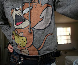Jerry, clothes, and shirt image