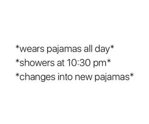 mood, pajama, and pajamas image