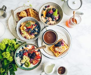 article, cooking, and breakfast image