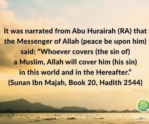 islam and hadith image
