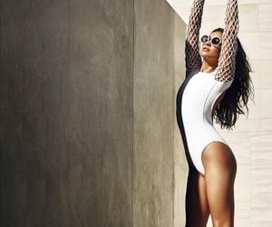 actress, aesthetic, and bodysuit image