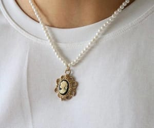 accessories, jewellery, and necklace image