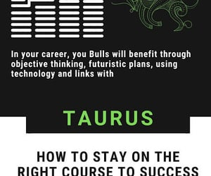 astrology, zodiac, and taurus image