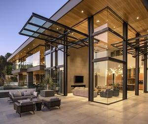 architecture, art, and california image
