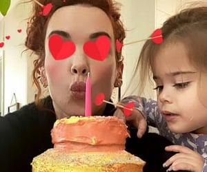 baby, birthday, and girl image