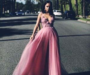dress, Prom, and dresses image