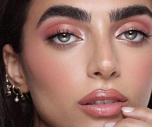 beauty, eye shadow, and cosmetic image