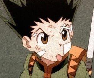 manga, anime boy, and hxh image