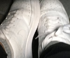 aesthetic, AF1, and shoes image