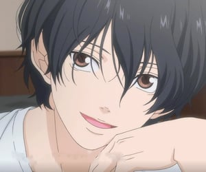 anime, ao haru ride, and manga image