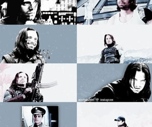 aesthetic, graphic, and captain america image