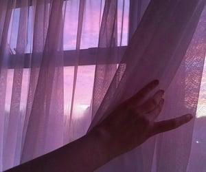 pink, purple, and sky image