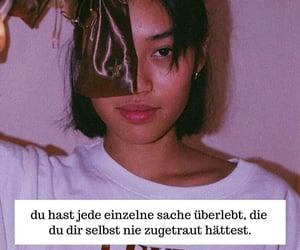 deutsch, text, and spruch image