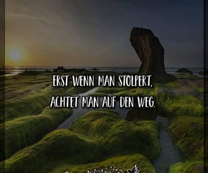 deutsch, zitat, and weg image