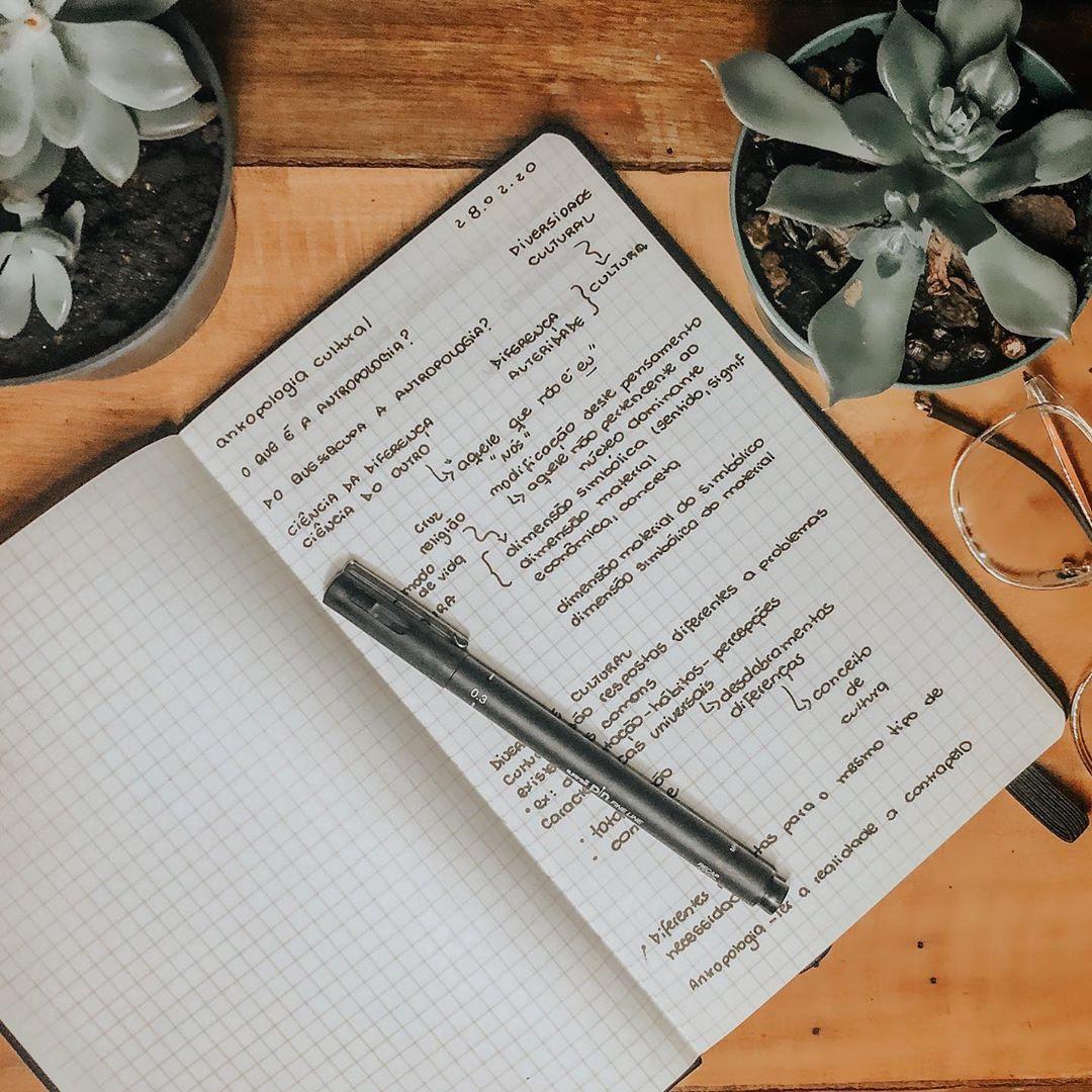 bujo, bullet journal, and bullet journal inspo image