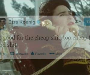 Ezra Koenig, gif, and vampire weekend image
