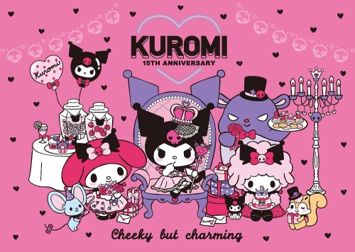 Image About Cute In Kuromi 3 By Vampire Princess