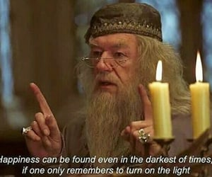 harry potter, quotes, and dumbledor image
