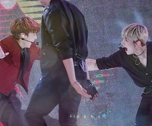x1, hangyul, and lee hangyul image