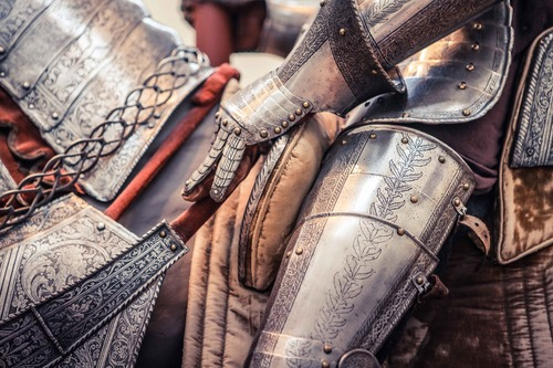 aesthetic, armour, and article image