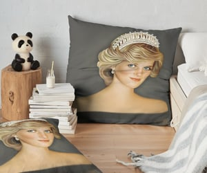 art prints, home decor, and princess diana image