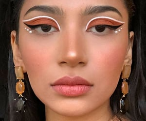 makeup, beauty, and aesthetic image