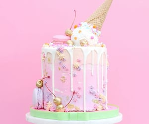 cakes, desserts, and party image