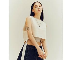fashion, korea, and kpop image