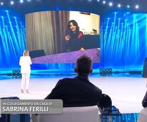 italian, tv show, and amici image