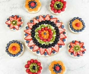 bake, fruit, and pie image