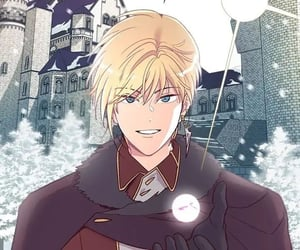 blonde hair, hot guy, and anime guy image