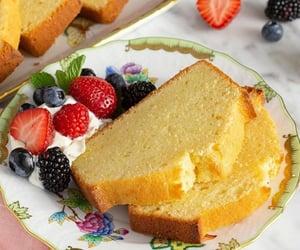 bake, berries, and british image