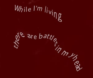 battle, Battles, and depressed image