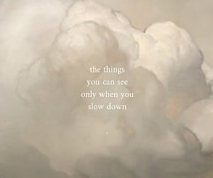 quotes, clouds, and aesthetic image