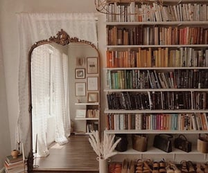 home, aesthetic, and book image