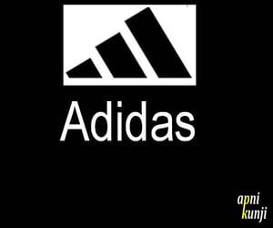 adidas, company, and Logo image
