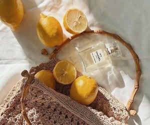 lemon, chanel, and bag image