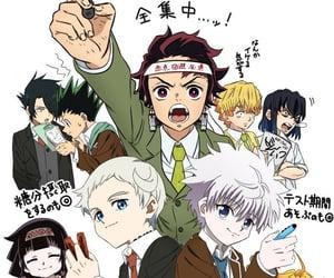 anime, hunter x hunter, and kawaii image