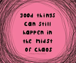chaos and quotes image