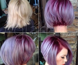 before and after, hair color, and hair image