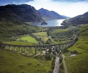 scotland and harry potter image