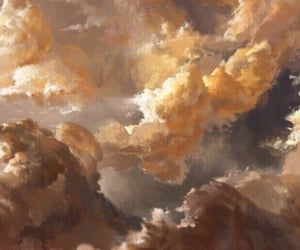 clouds, aesthetic, and art image