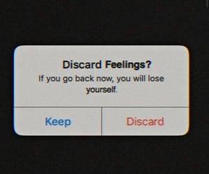 aesthetic, depressed, and feelings image