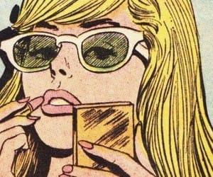 art, attitude, and comic image